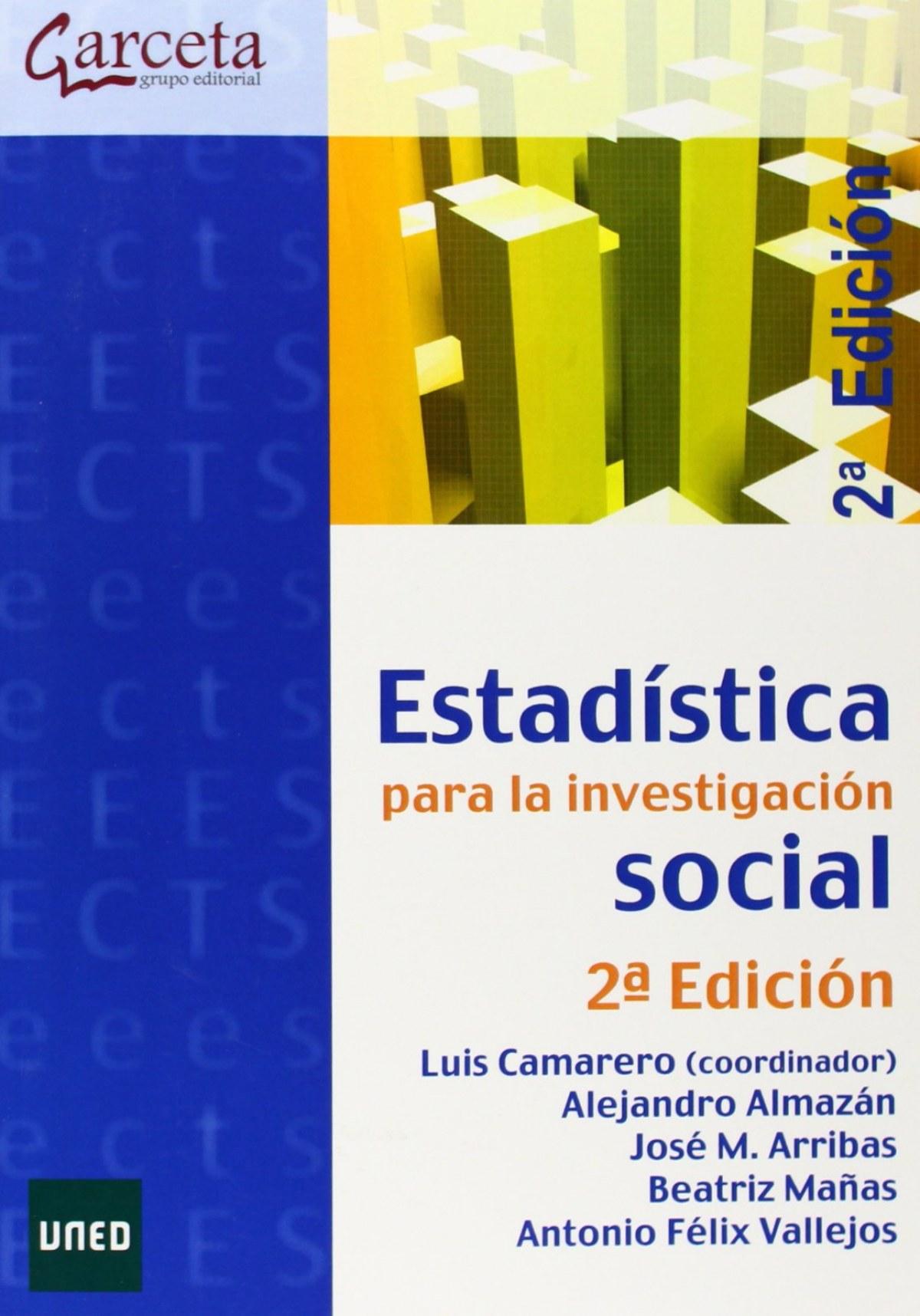 Estadistica para la investigación social 9788415452768