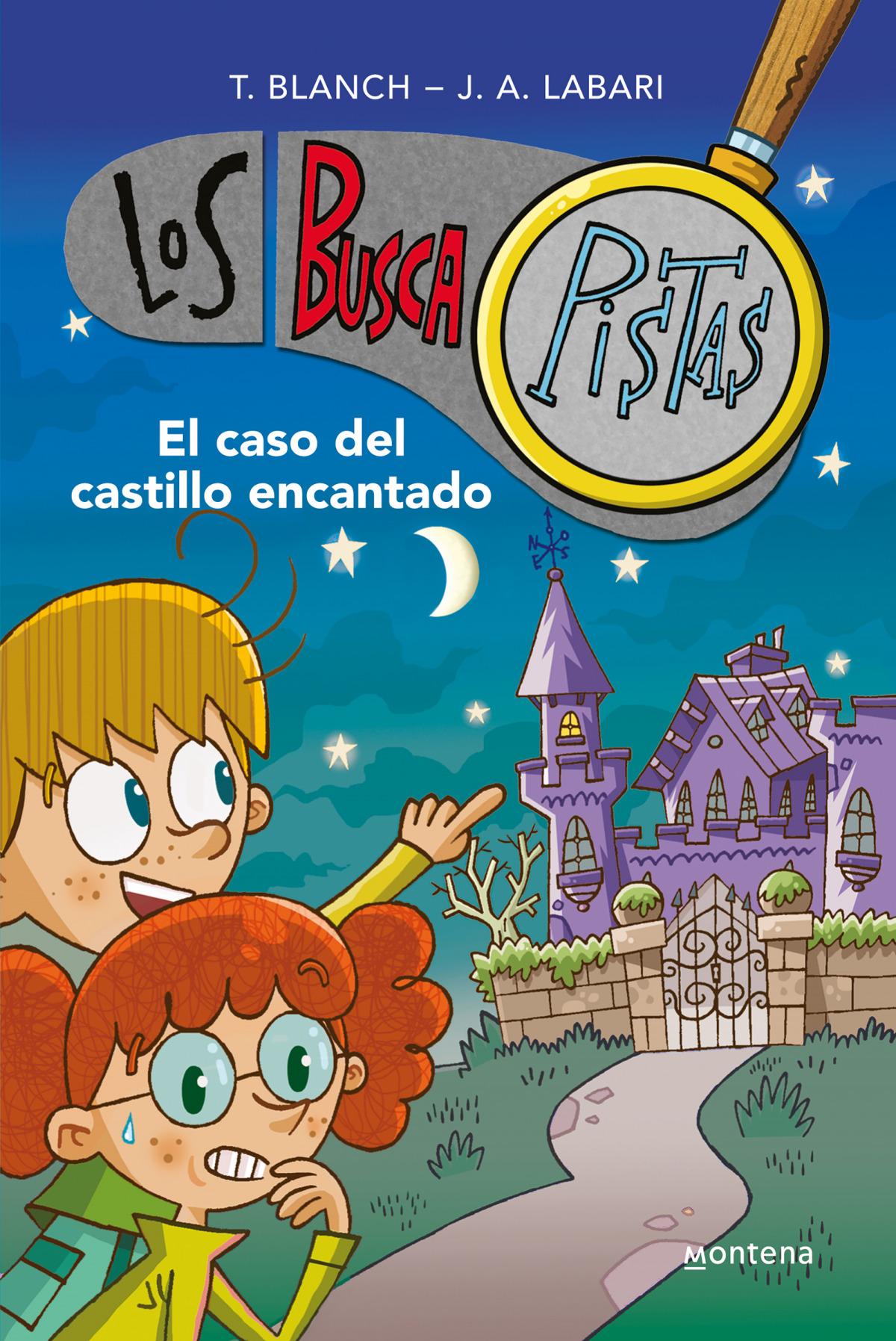 El caso del castillo encantado 9788415580706