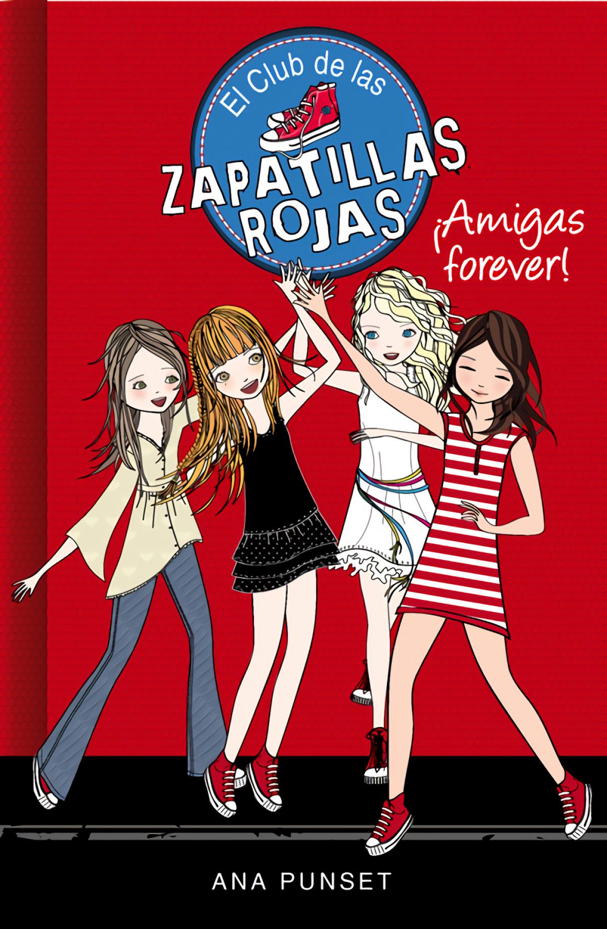 ¡Amigas forever! 9788415580744