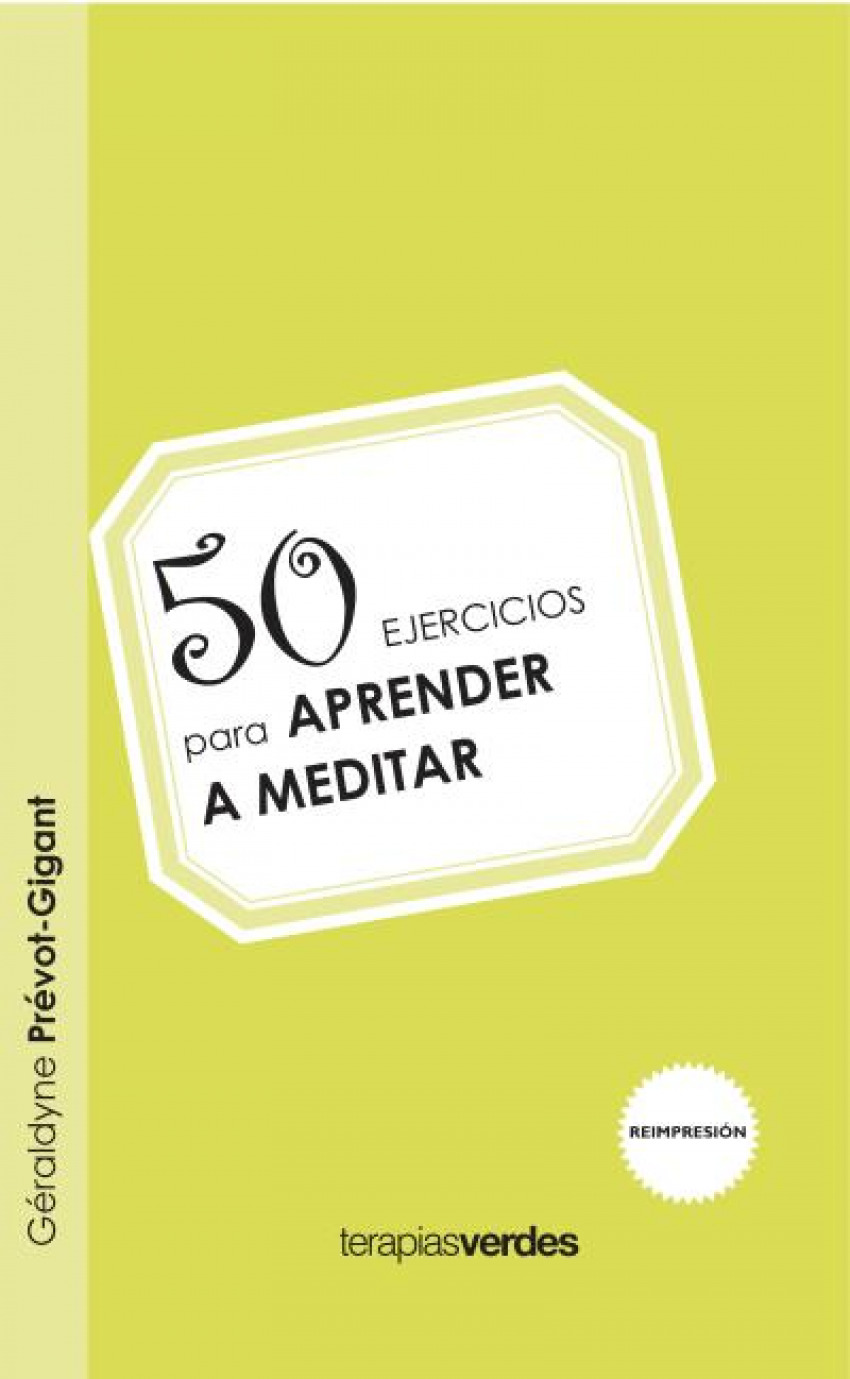 50 ejercicios aprender a meditar 9788415612179