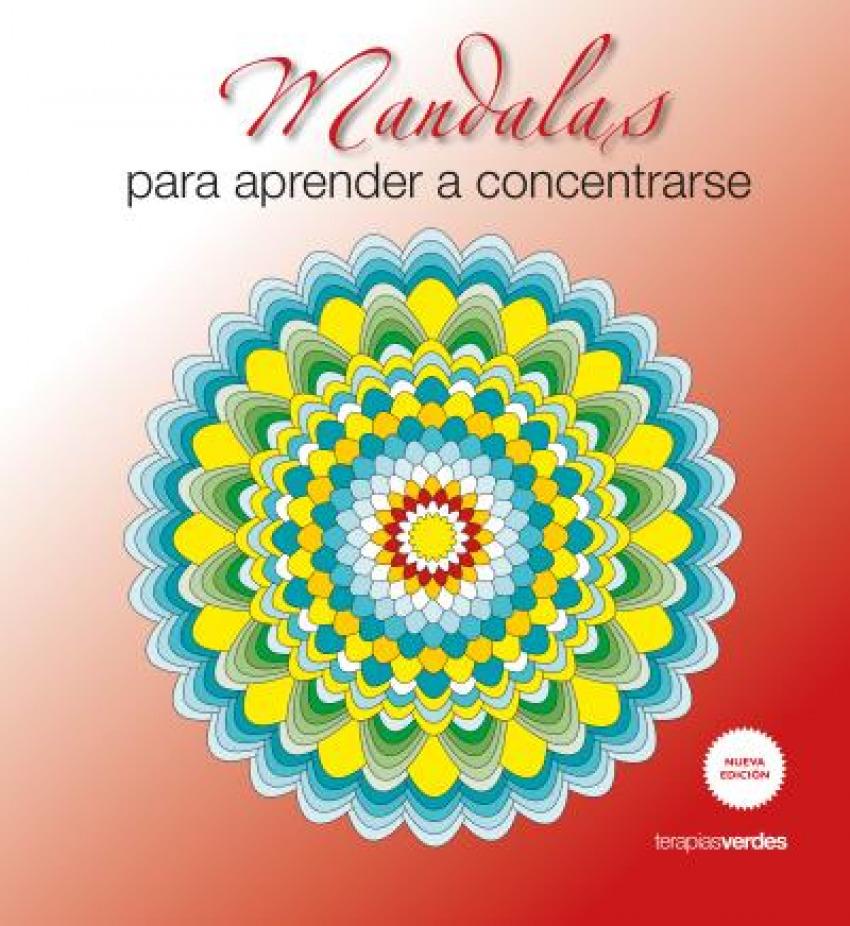Mandalas para aprender a concentrarse 9788415612940