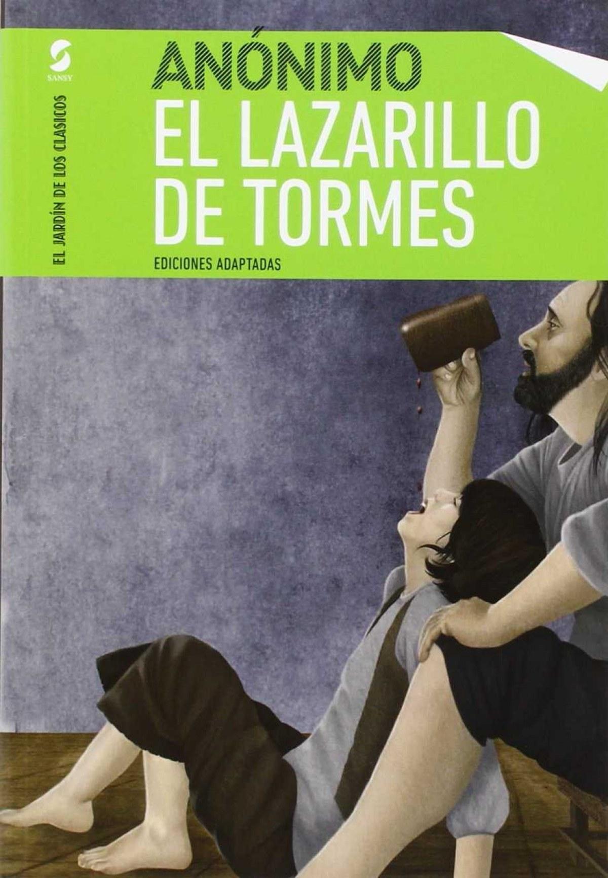 Lazarillo de Tormes 9788415721024