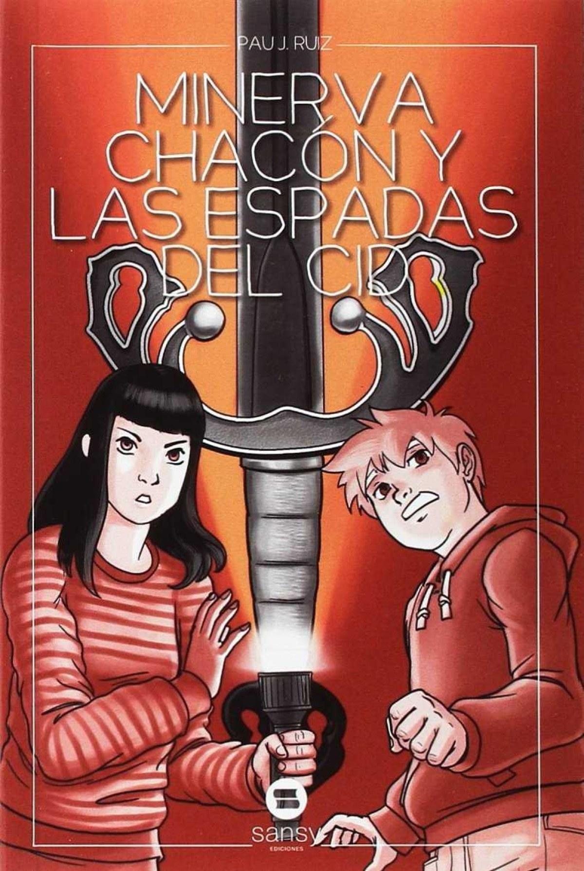 Minerva, Chacón y las espadas del Cid 9788415721291