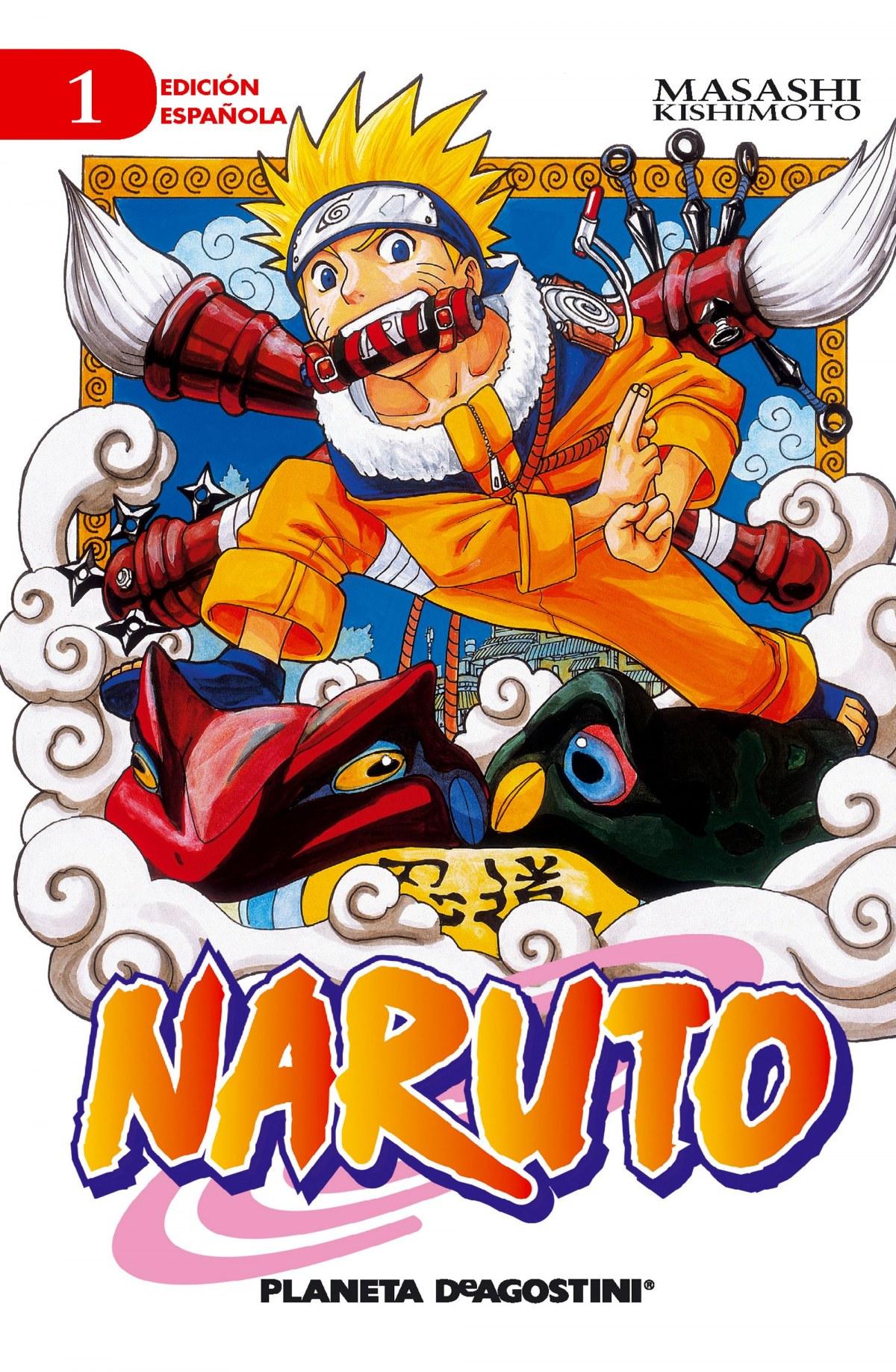 Naruto, no.1 9788415821816
