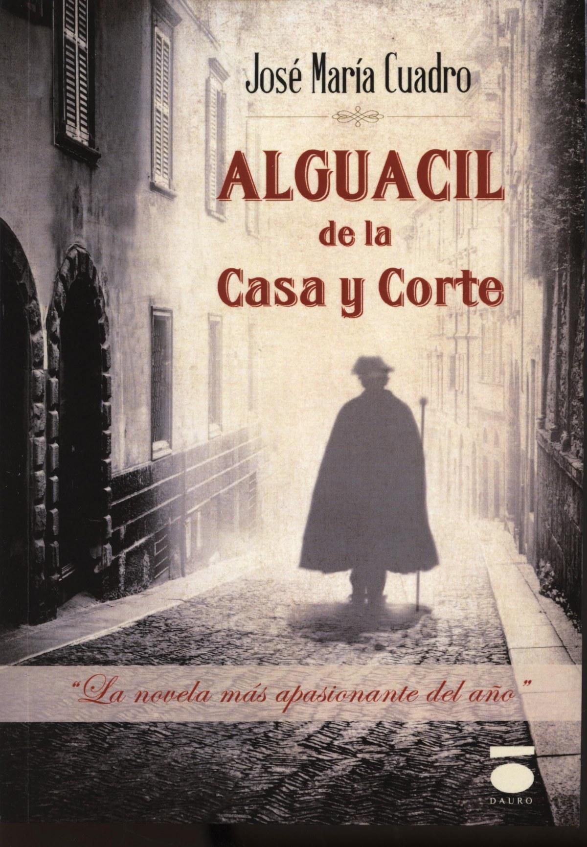 ALGUACIL DE LA CASA Y CORTE 9788415940241
