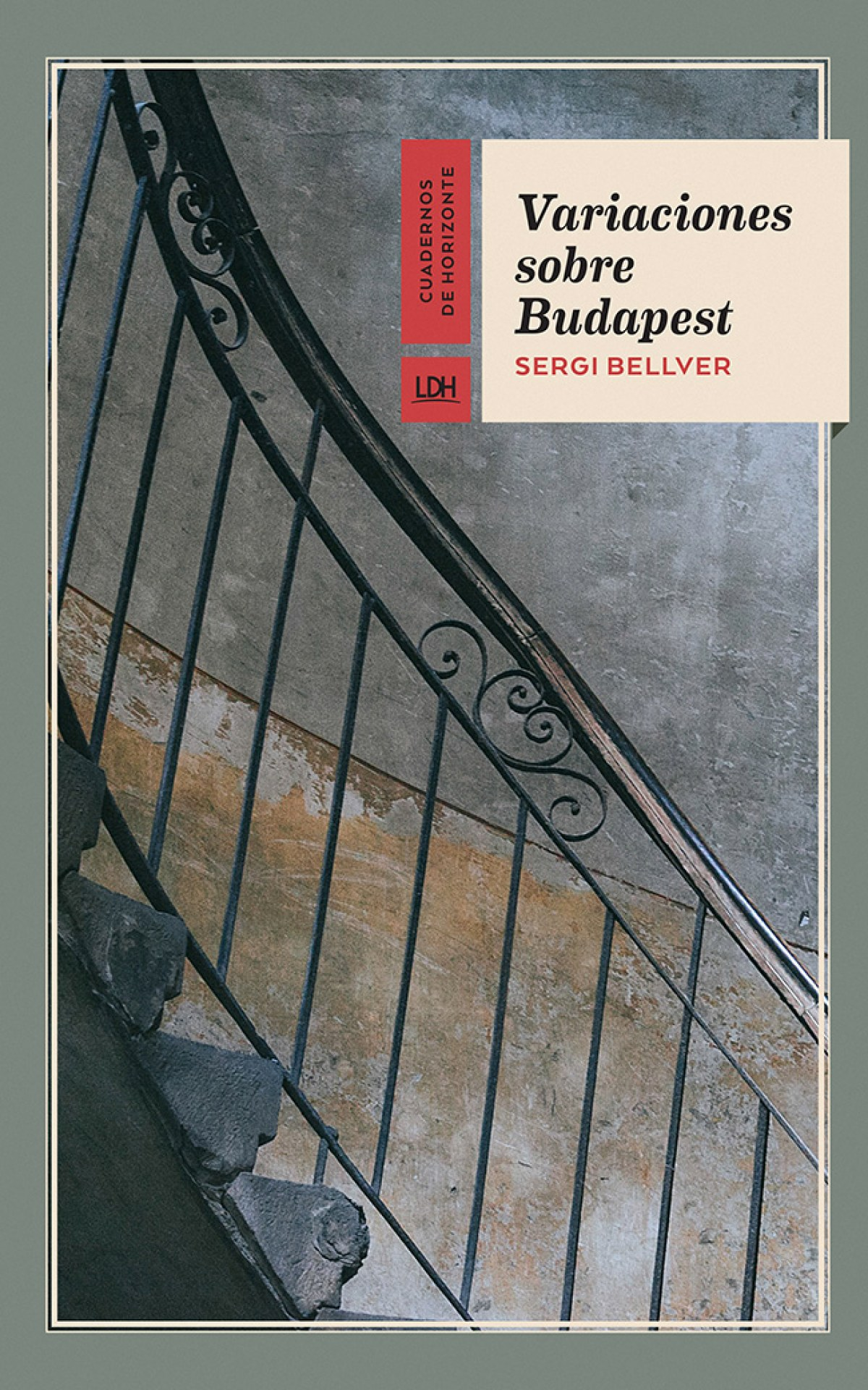 VARIACIONES SOBRE BUDAPEST 9788415958727