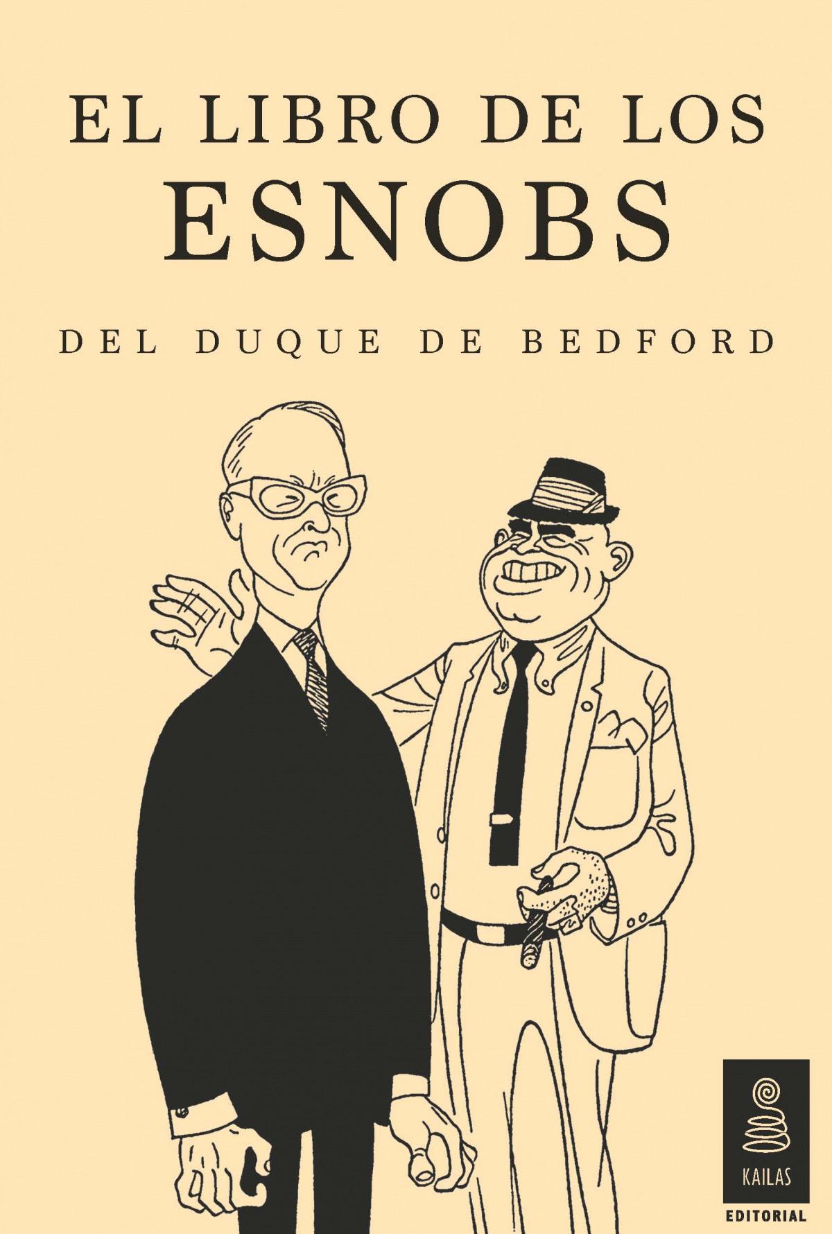 El libro de los esnobs 9788416023844