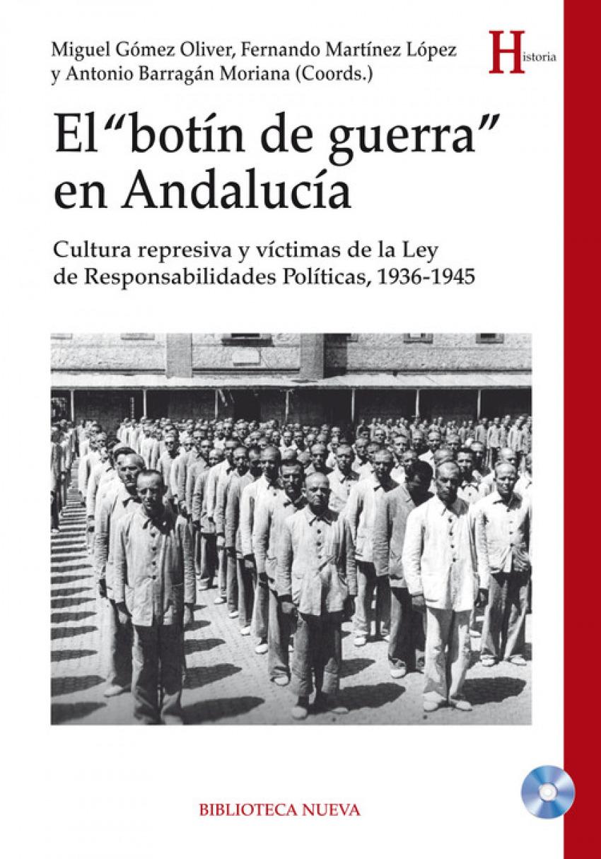 El bot¡n de guerra en Andaluc¡a 9788416095629