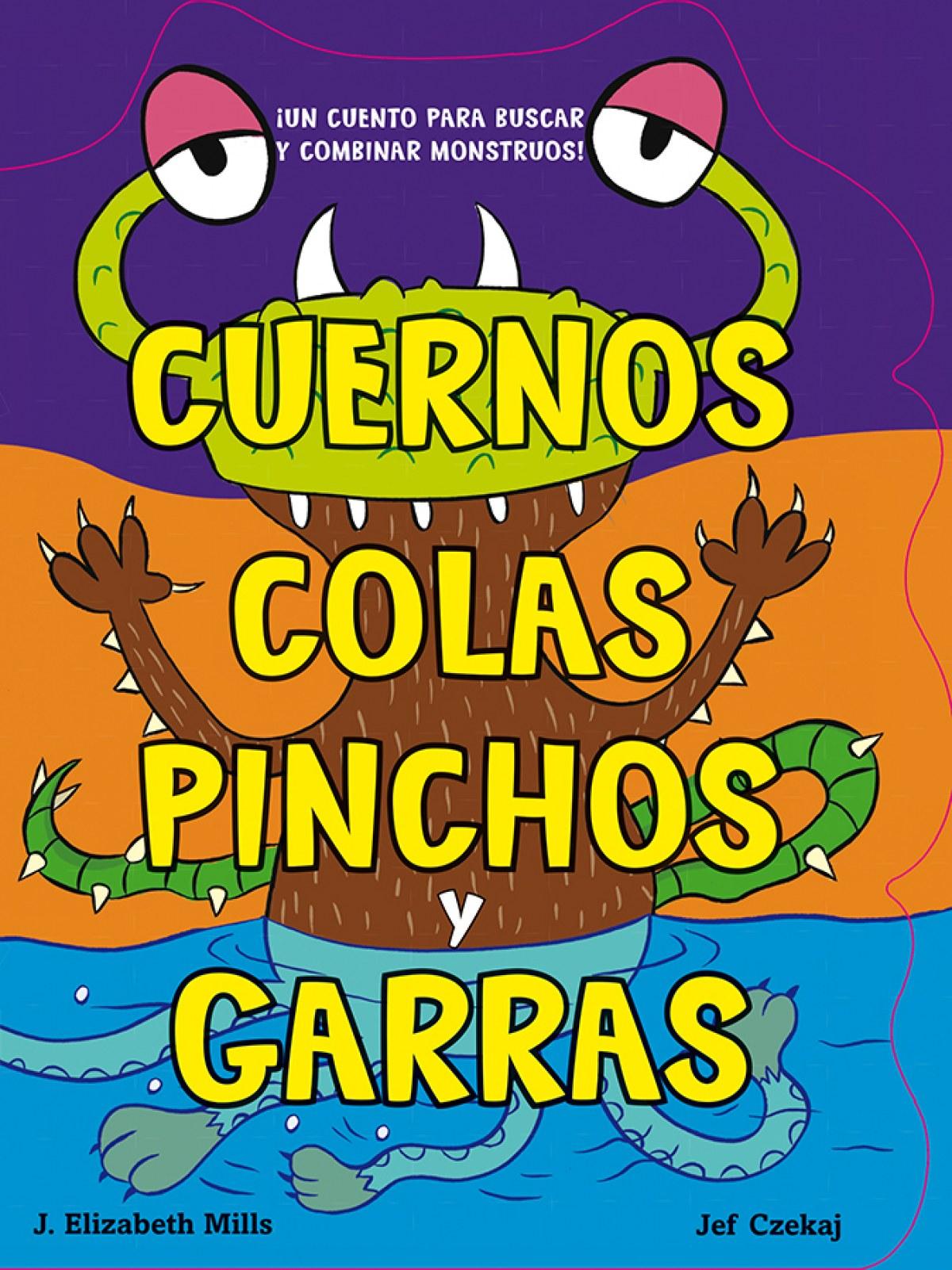 CUERNOS, COLAS, PINCHOS Y GARRAS 9788416117239