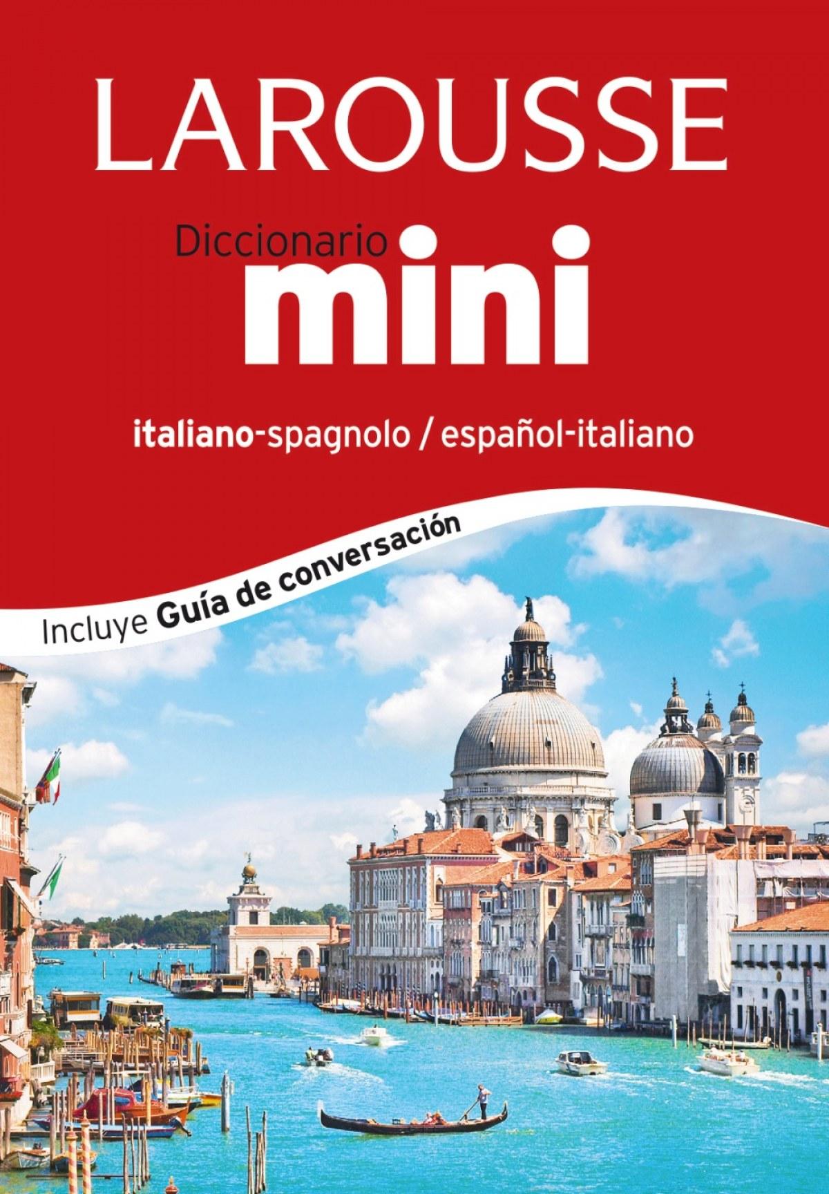 Diccionario mini español-italiano / Italiano-Spagnolo 9788416124374