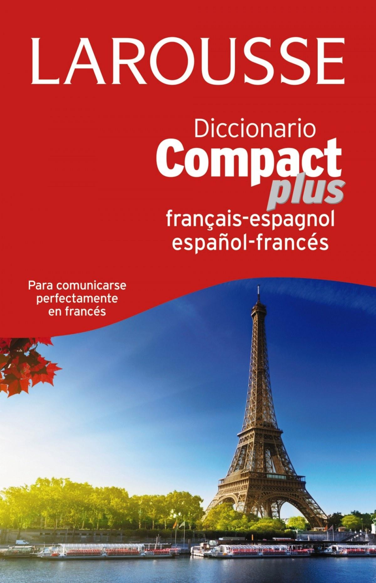 Diccionario Compact Plus Español-Francés/Francés-Español 9788416124831