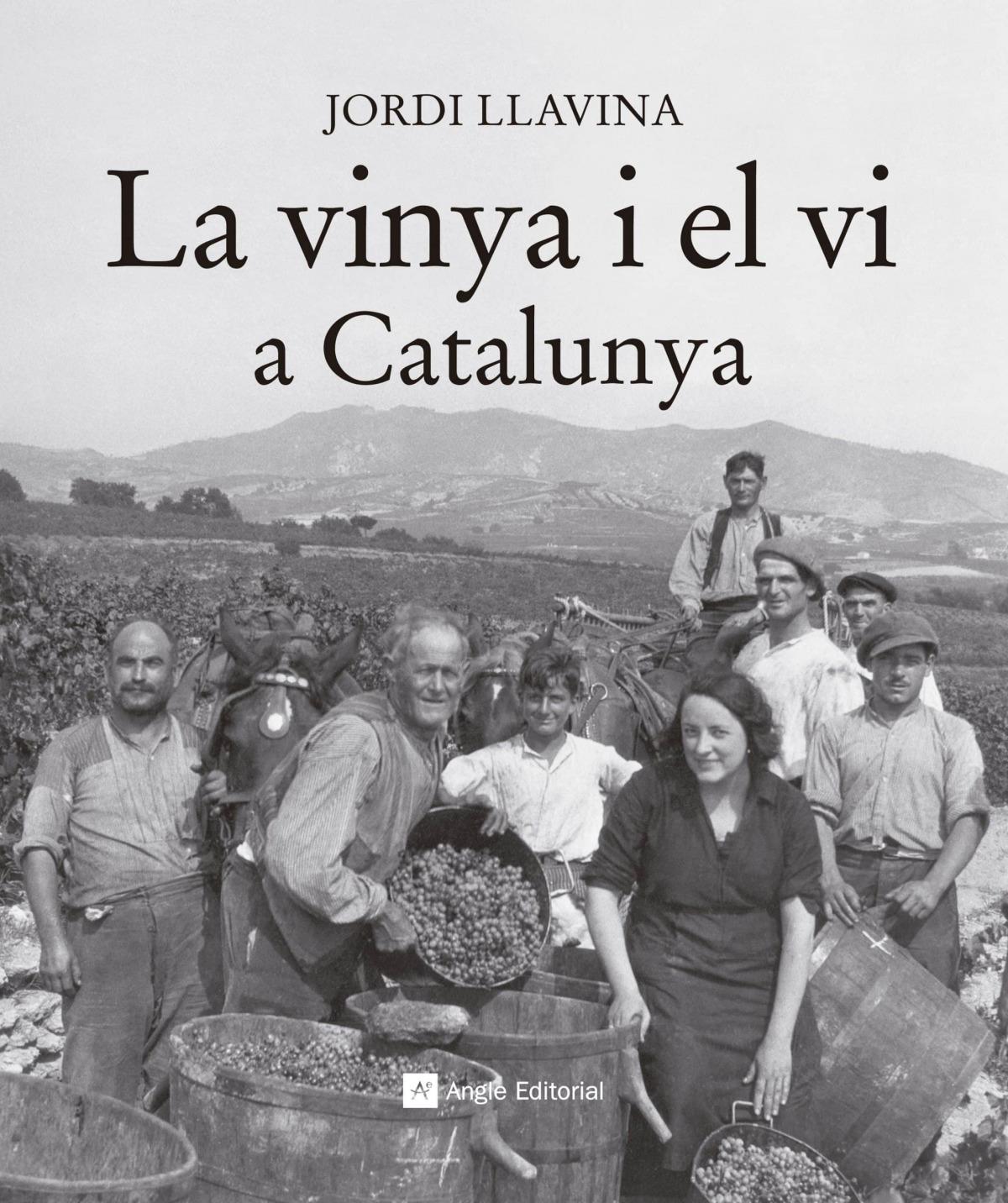La vinya i el vi a Catalunya 9788416139187