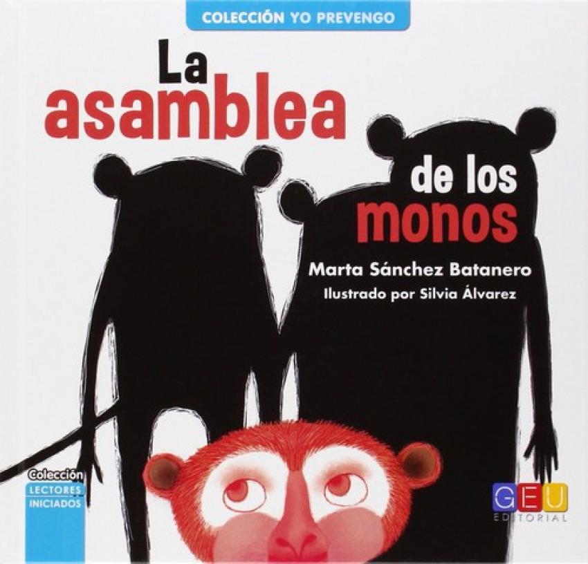 LA ASAMBLEA DE LOS MONOS 9788416156702