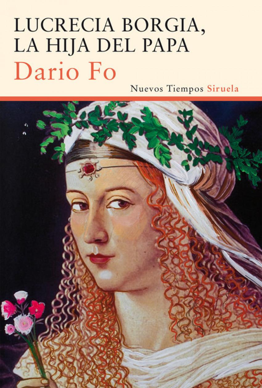 Lucrecia Borgia la hija del Papa 9788416208302