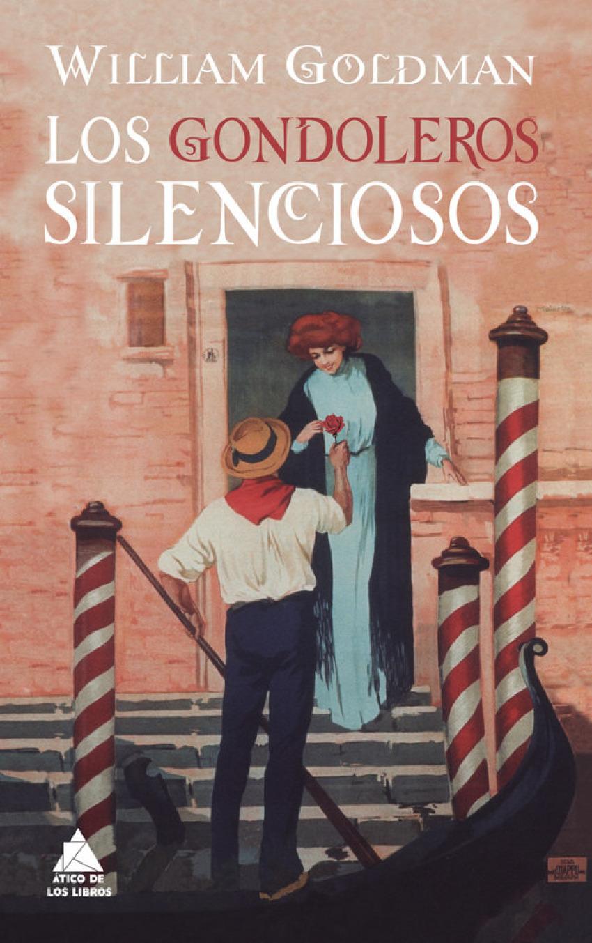 LOS GONDOLEROS SILENCIOSOS 9788416222742
