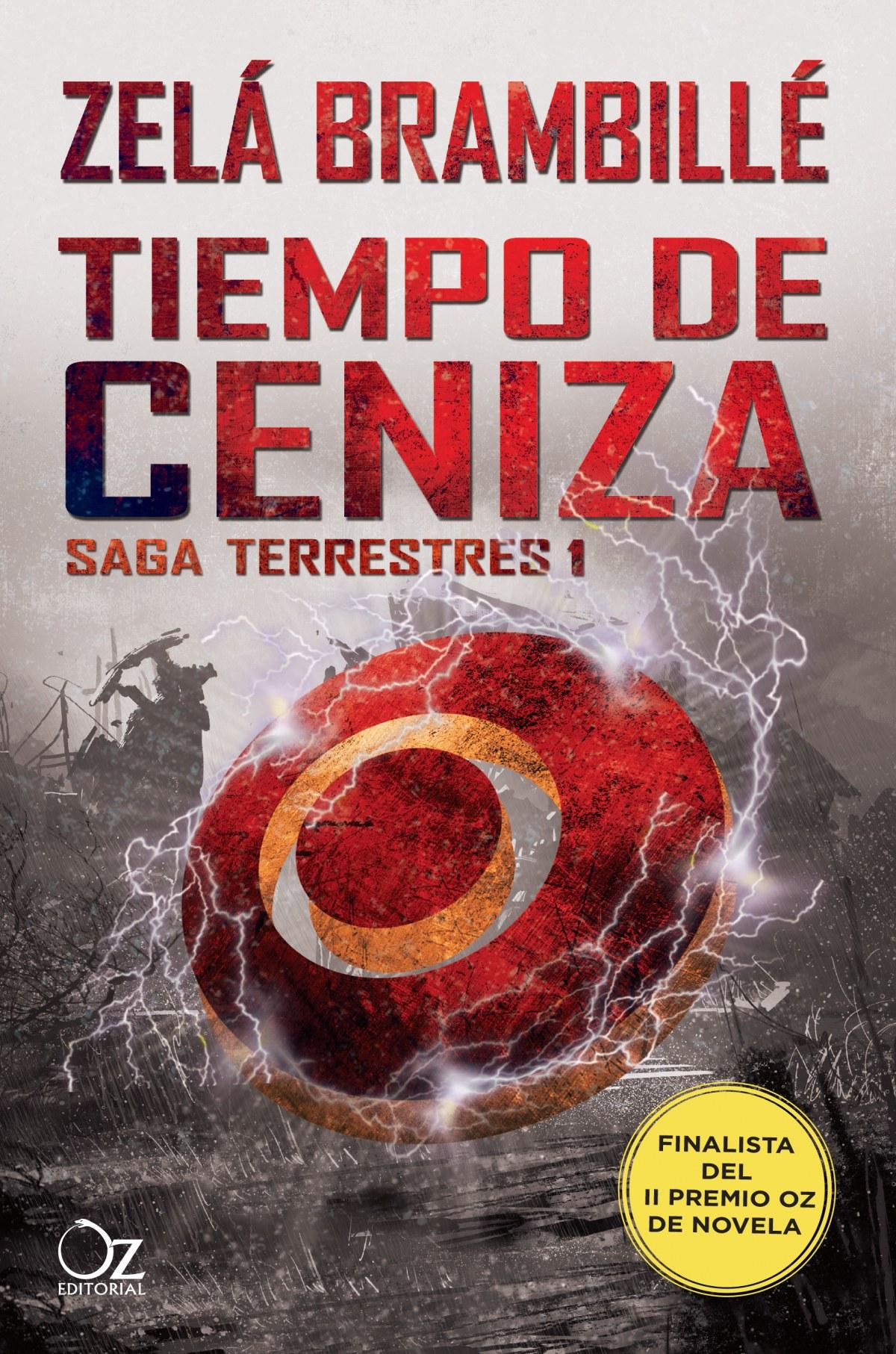 TIEMPO DE CENIZA 9788416224937