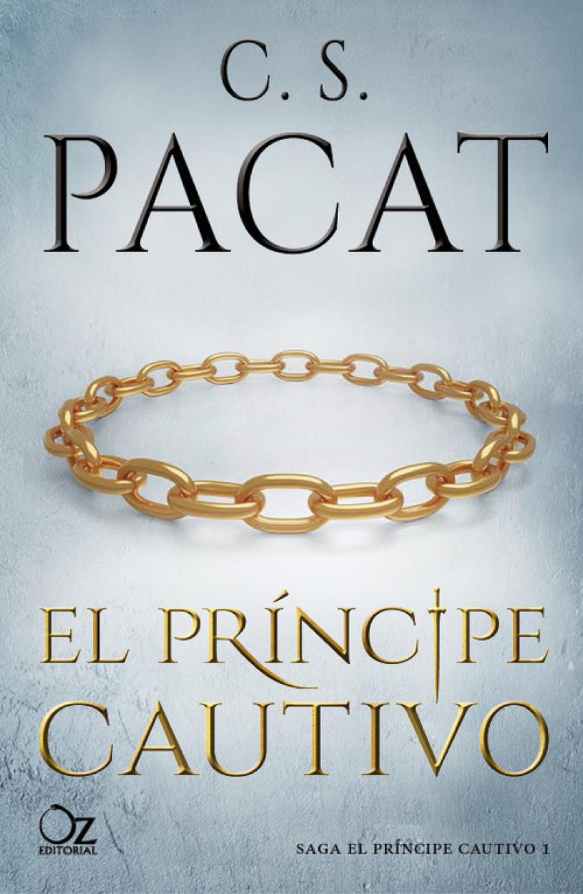 EL PRINCIPE CAUTIVO 9788416224982
