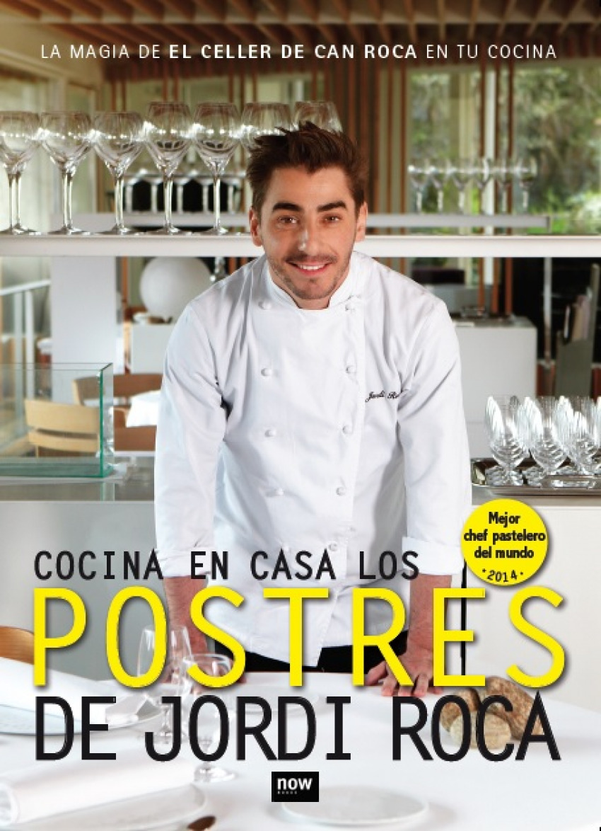 Cocina en casa los postres de Jordi Roca 9788416245277