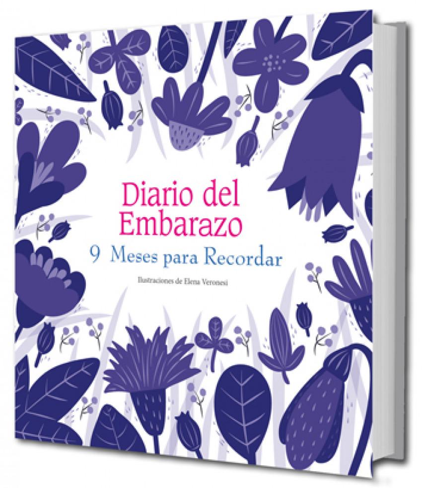 DIARIO DEL EMBARAZO 9788416279616