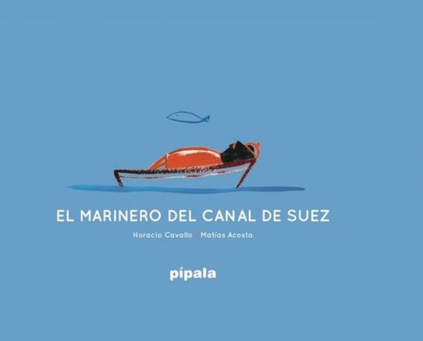 EL MARINERO DEL CANAL DE SUEZ 9788416287390