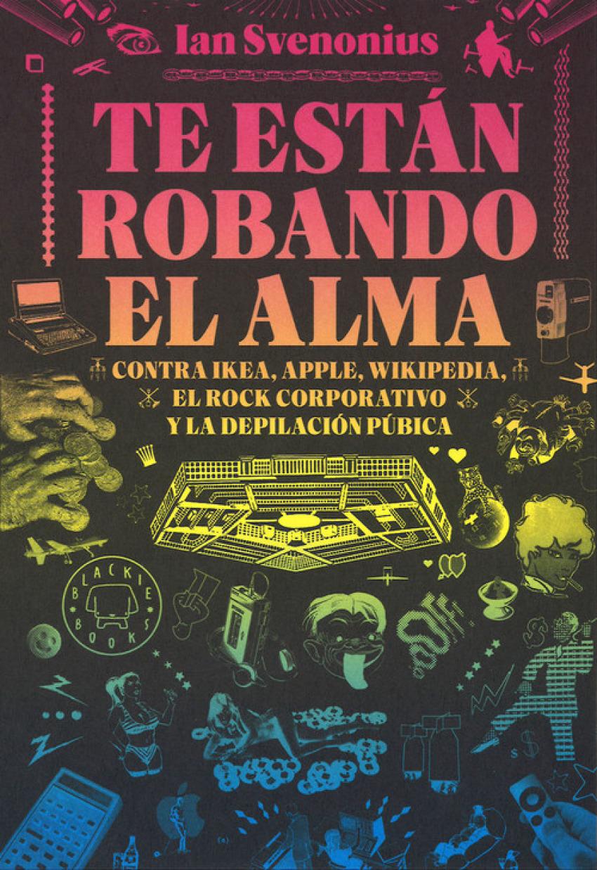 TE ESTÁN ROBANDO EL ALMA 9788416290642