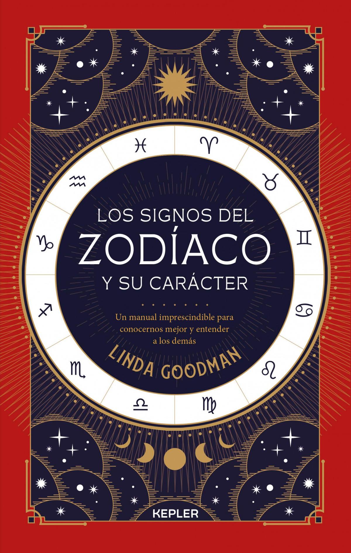 Los signos del Zod¡aco y su carácter 9788416344505