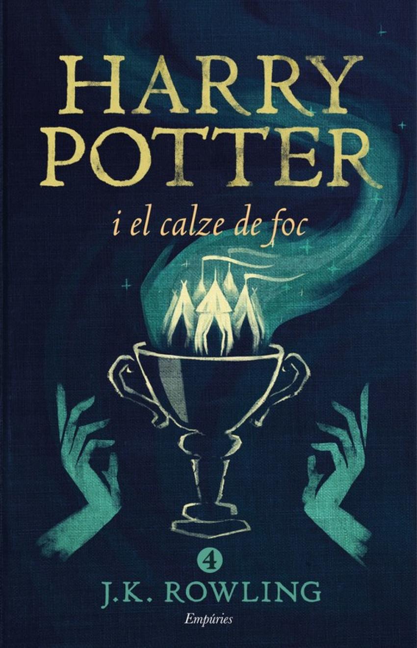 Harry potter i el calze de foc 9788416367832