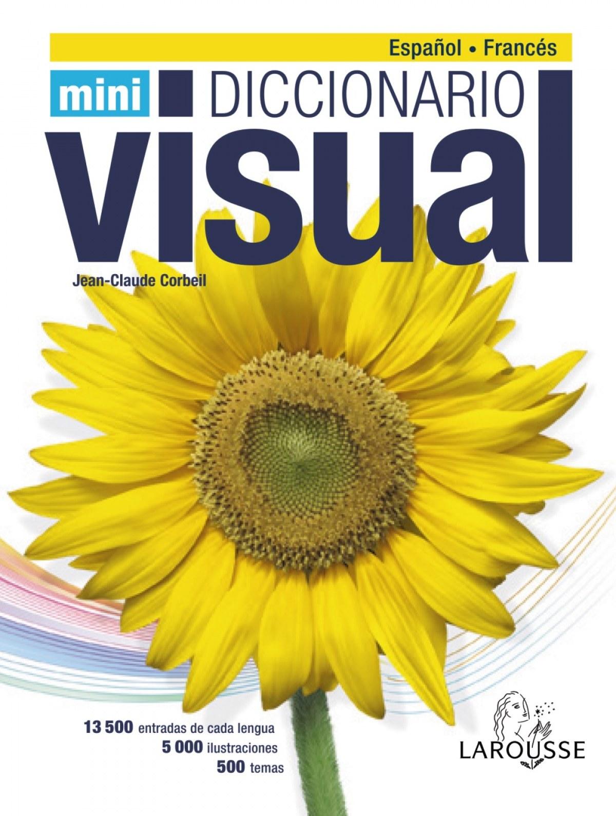 Diccionario mini visual Francés-Español 9788416368075