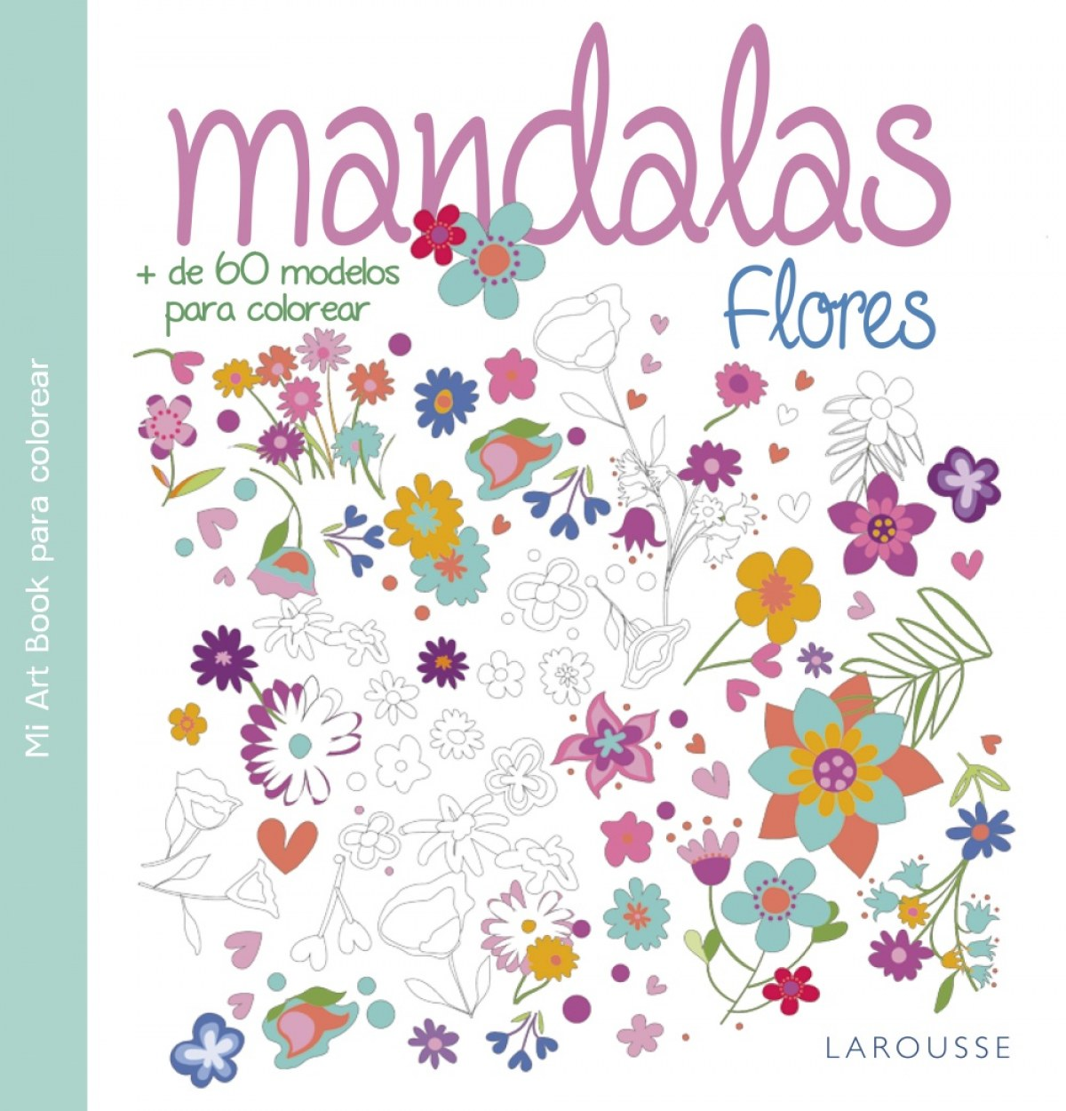 MANDALAS. FLORES 9788416368938