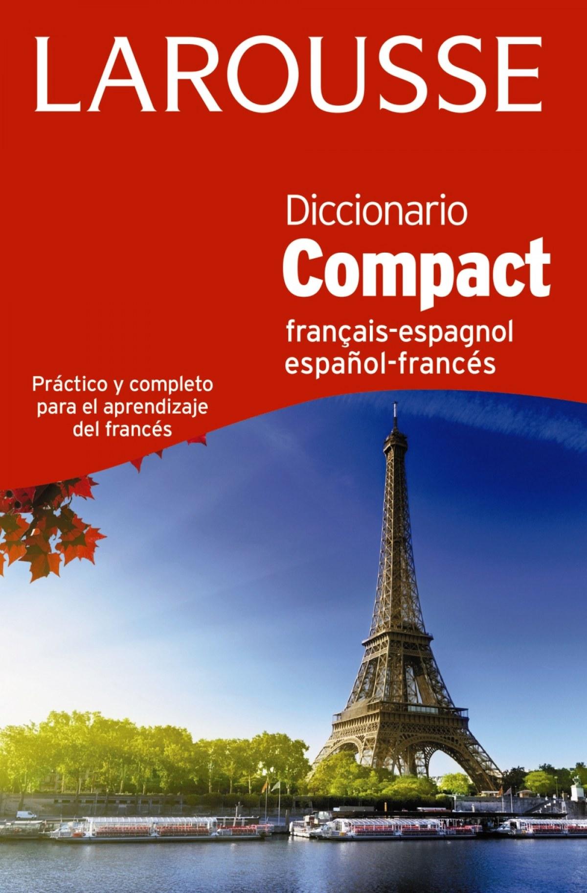 DICCIONARIO COMPACT ESPAñOL-FRANCÉS/FRANçAIS-ESPAGNOL 9788416368945
