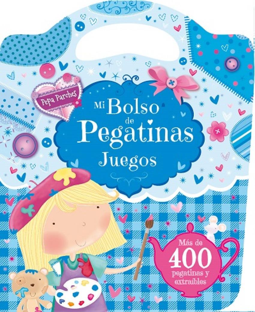 PEPA PARCHES - JUEGOS 9788416377305