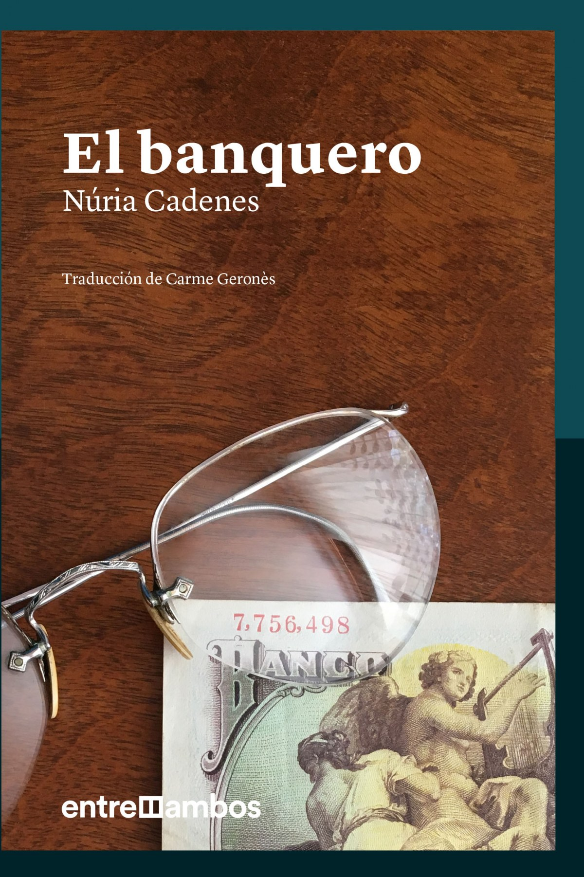 EL BANQUERO 9788416379132