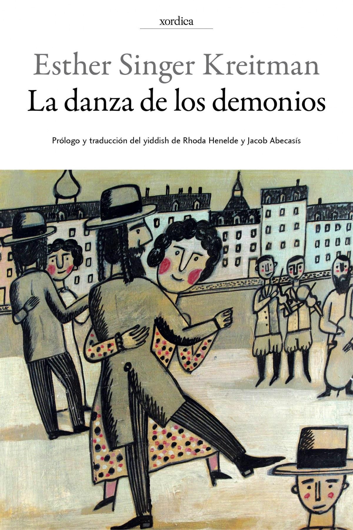 LA DANZA DE LOS DEMONIOS 9788416461202