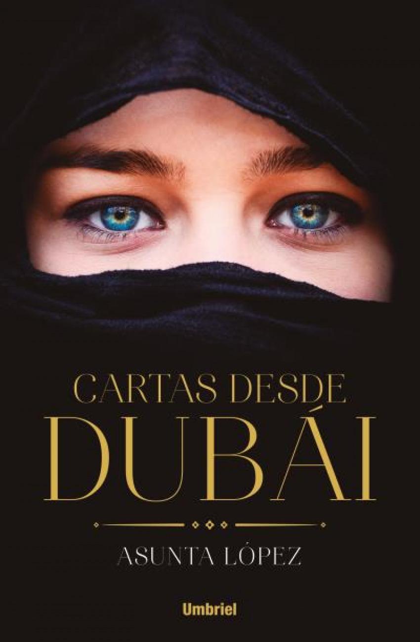 CARTAS DESDE DUBAI 9788416517022