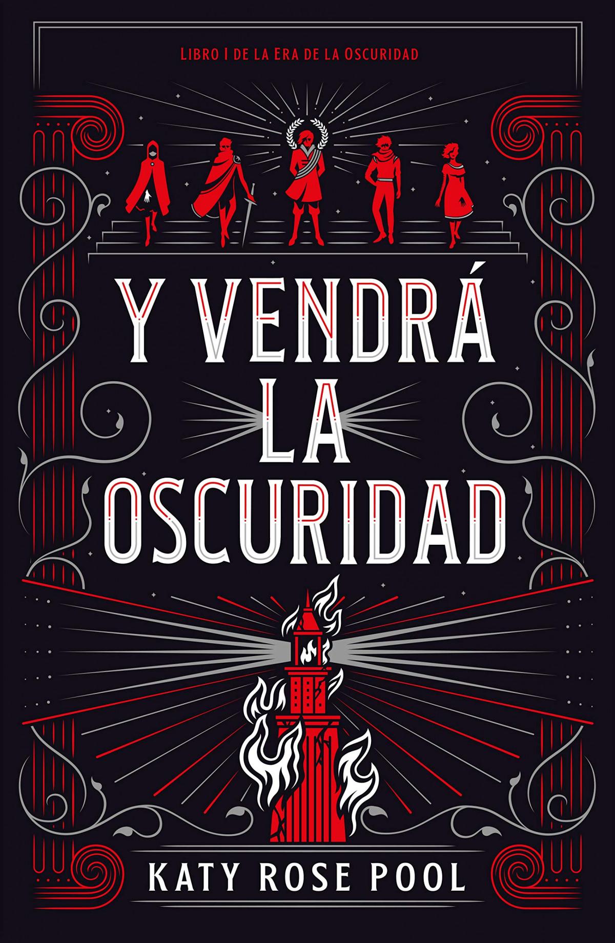 Y VENDRÁ LA OSCURIDAD 9788416517244