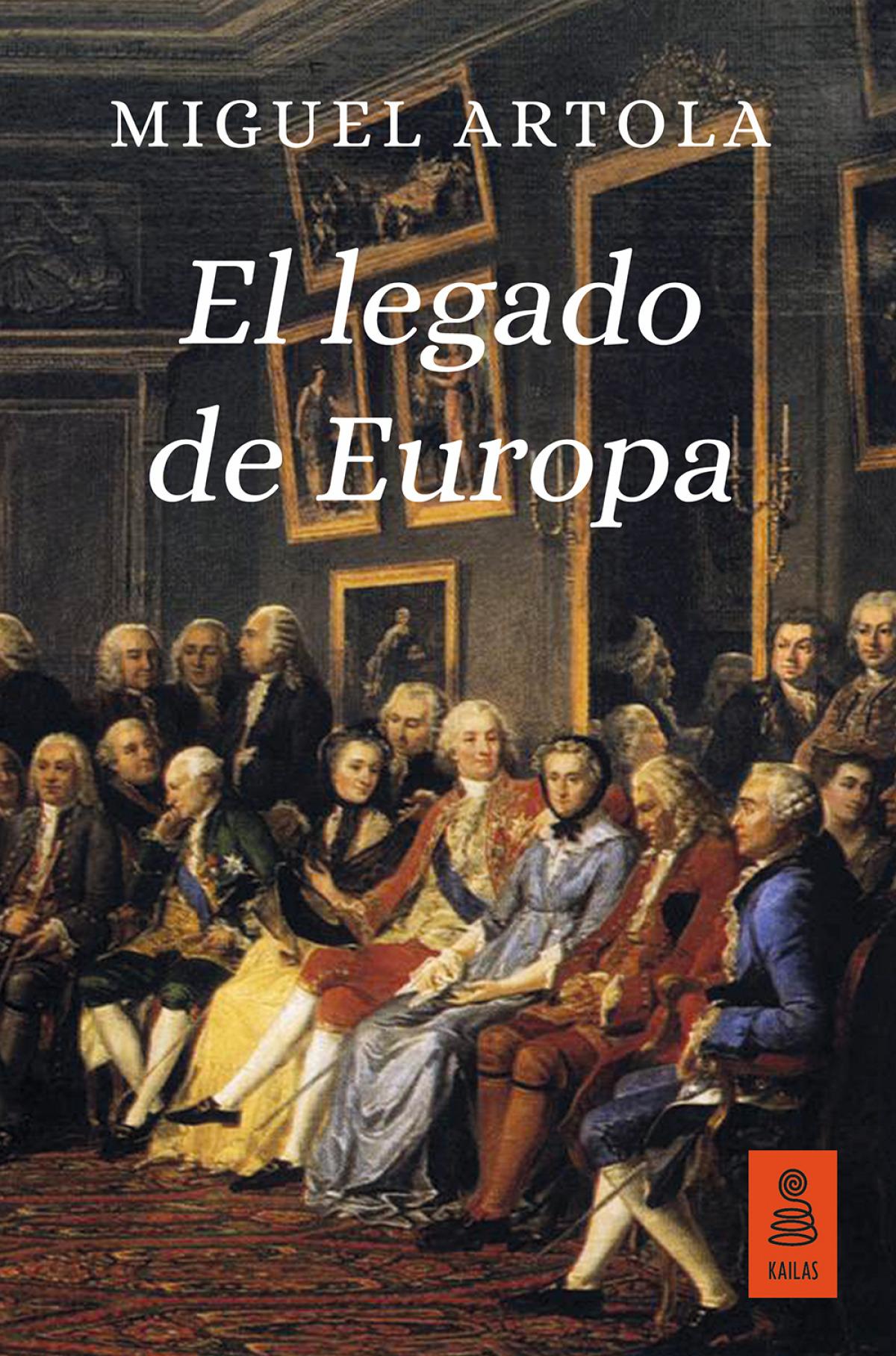 el legado de europa 9788416523467