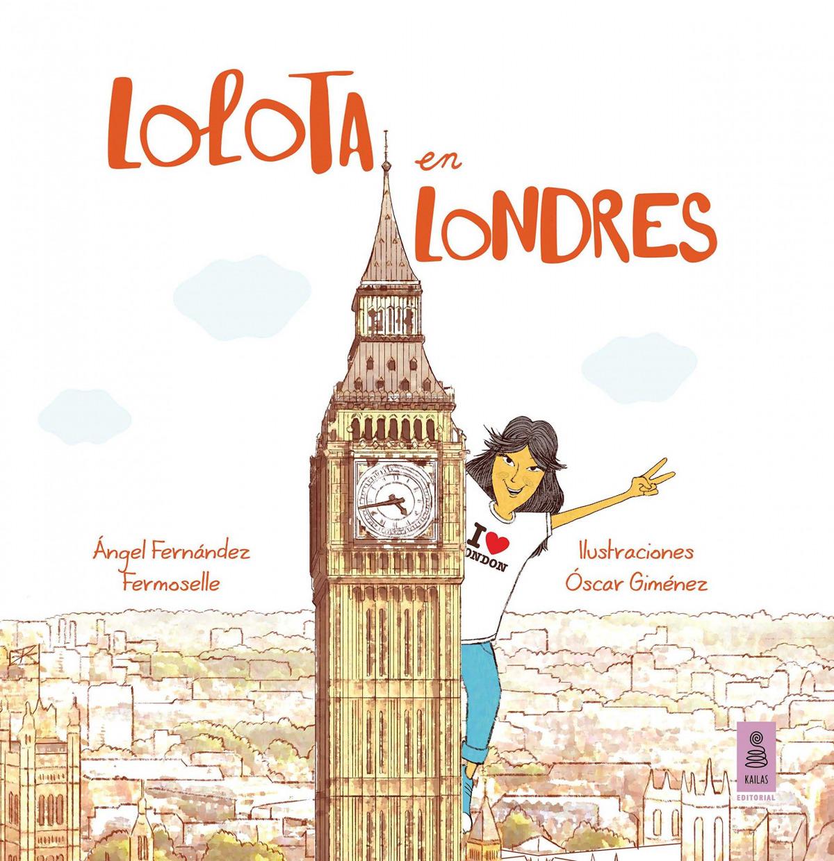 LOLOTA EN LONDRES 9788416523986