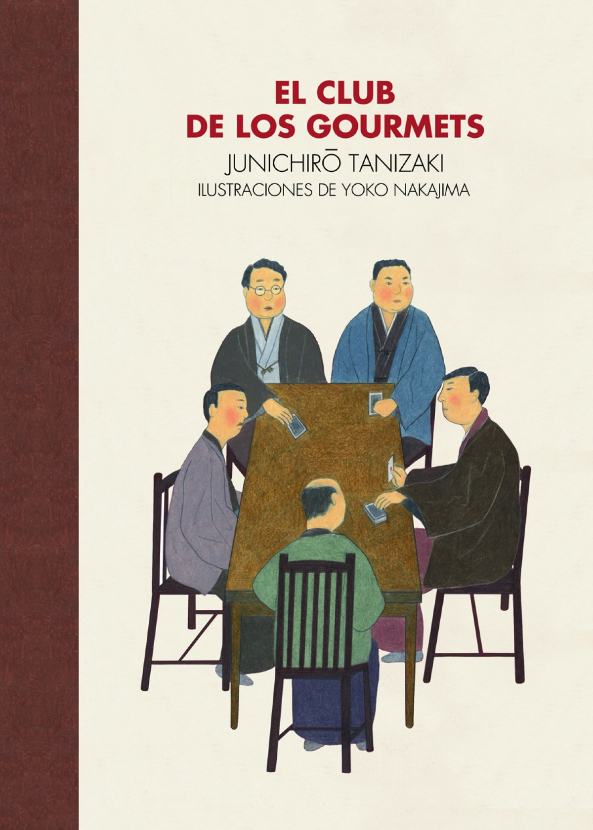 El club de los Gourmets 9788416529261