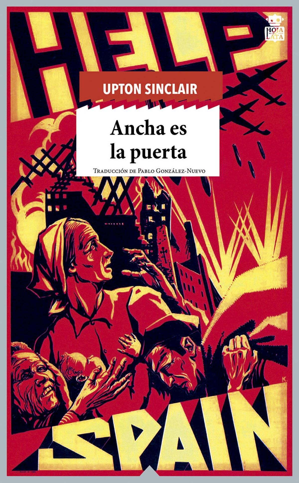 ANCHA ES LA PUERTA 9788416537402