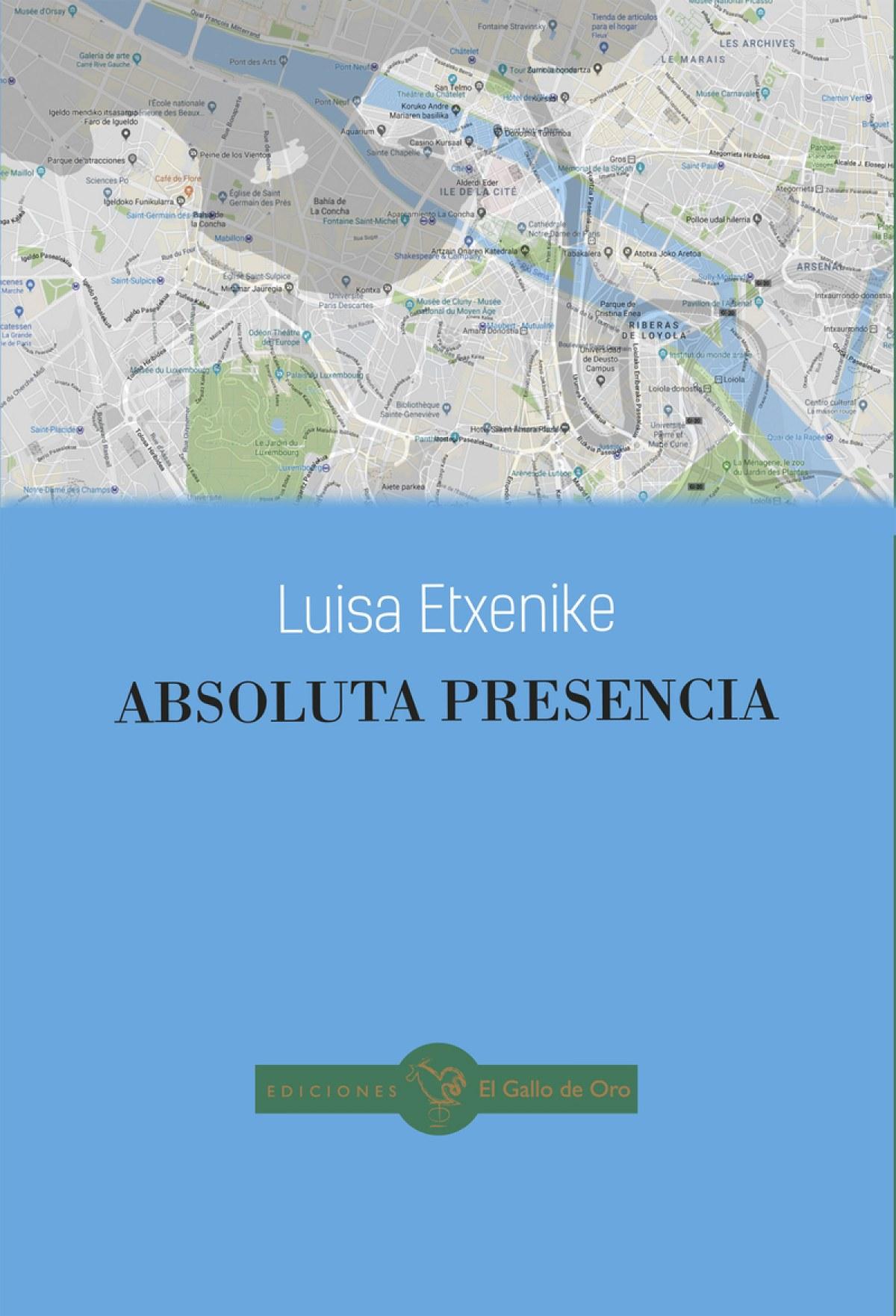ABSOLUTA PRESENCIA 9788416575329