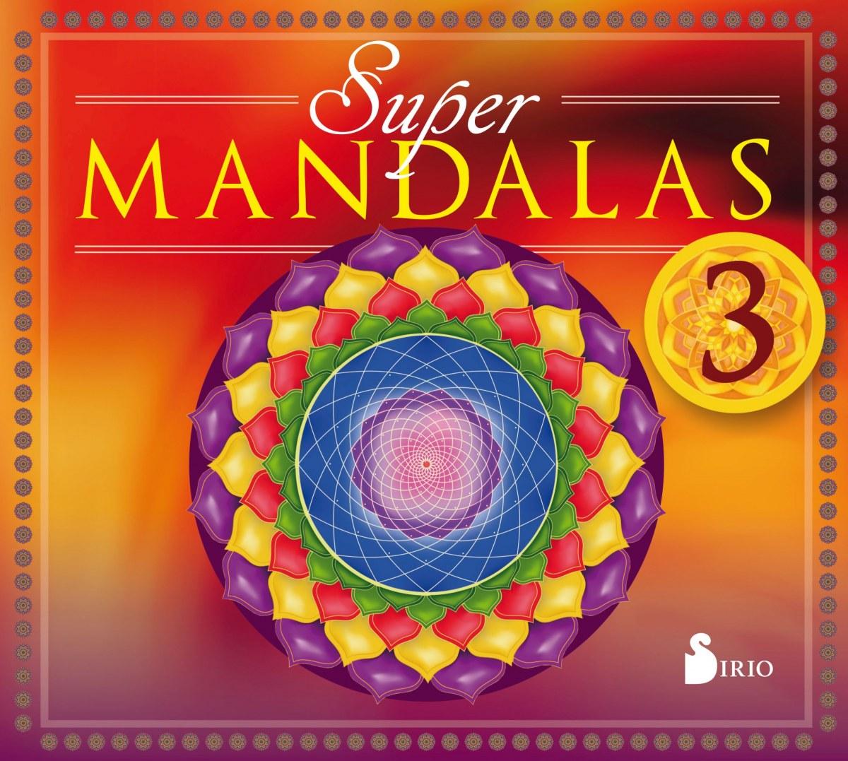 SUPER MANDALAS 9788416579839