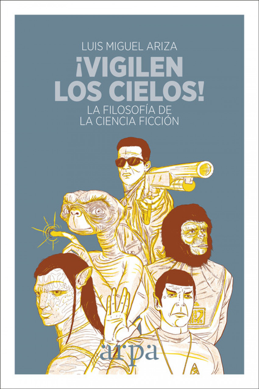 VIGILEN LOS CIELOS! 9788416601721