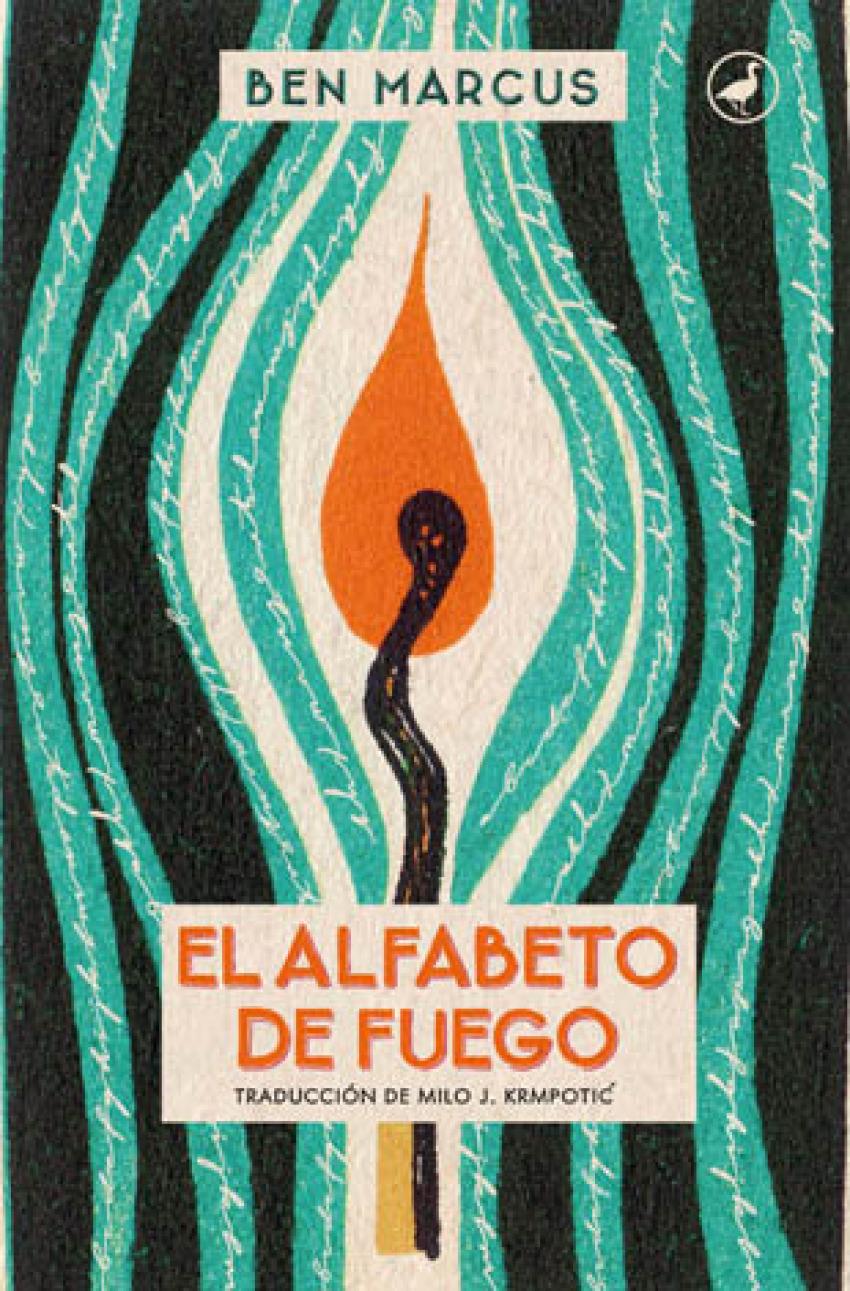 EL ALFABETO DE FUEGO 9788416673032