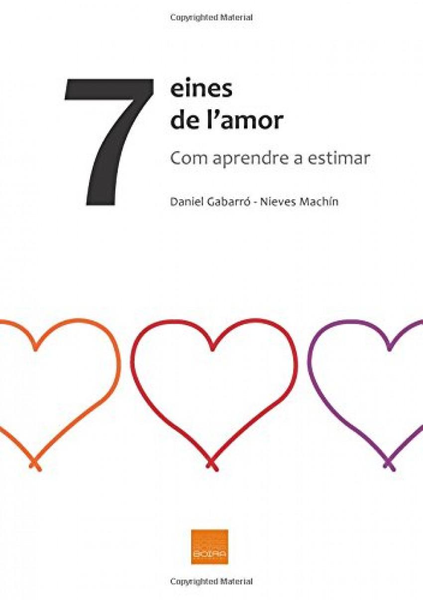 7 EINES DE L AMOR 9788416680351