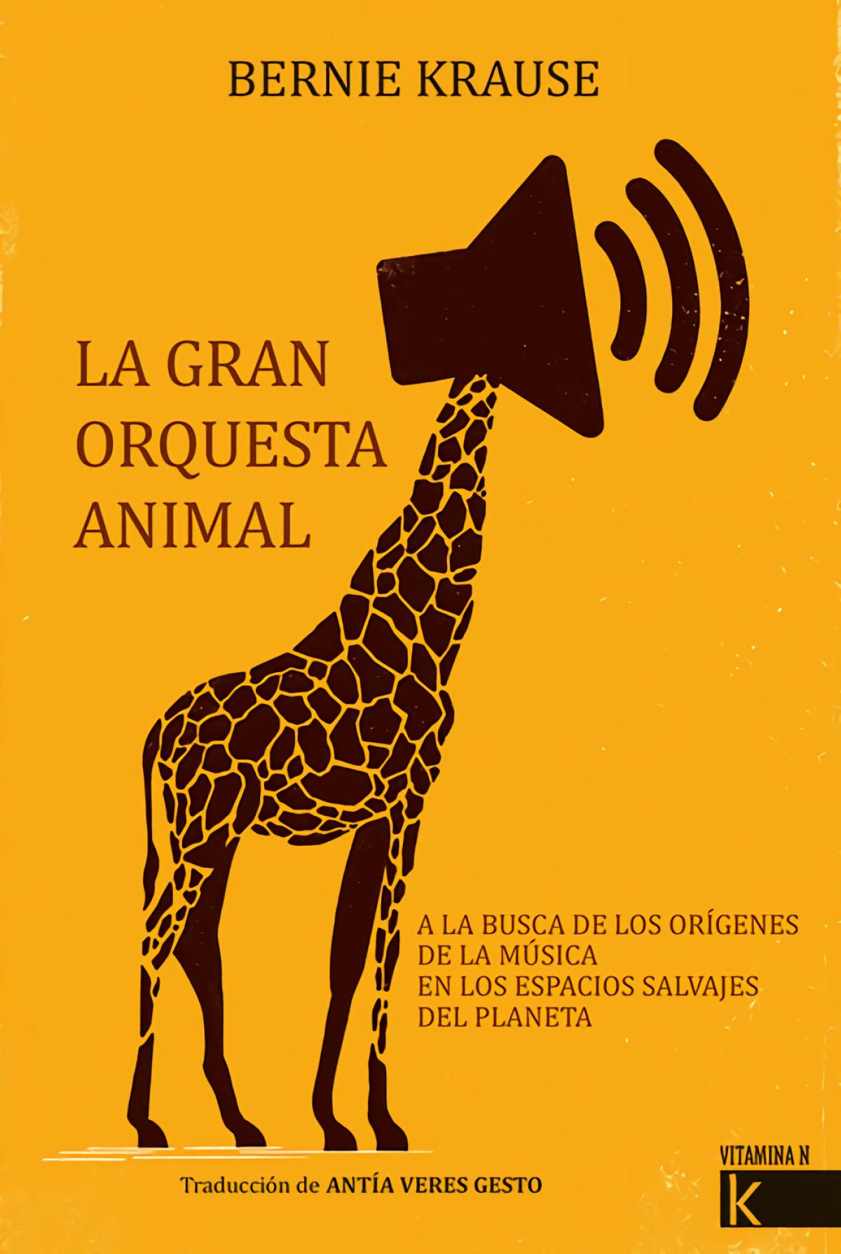 La gran orquesta animal 9788416721757