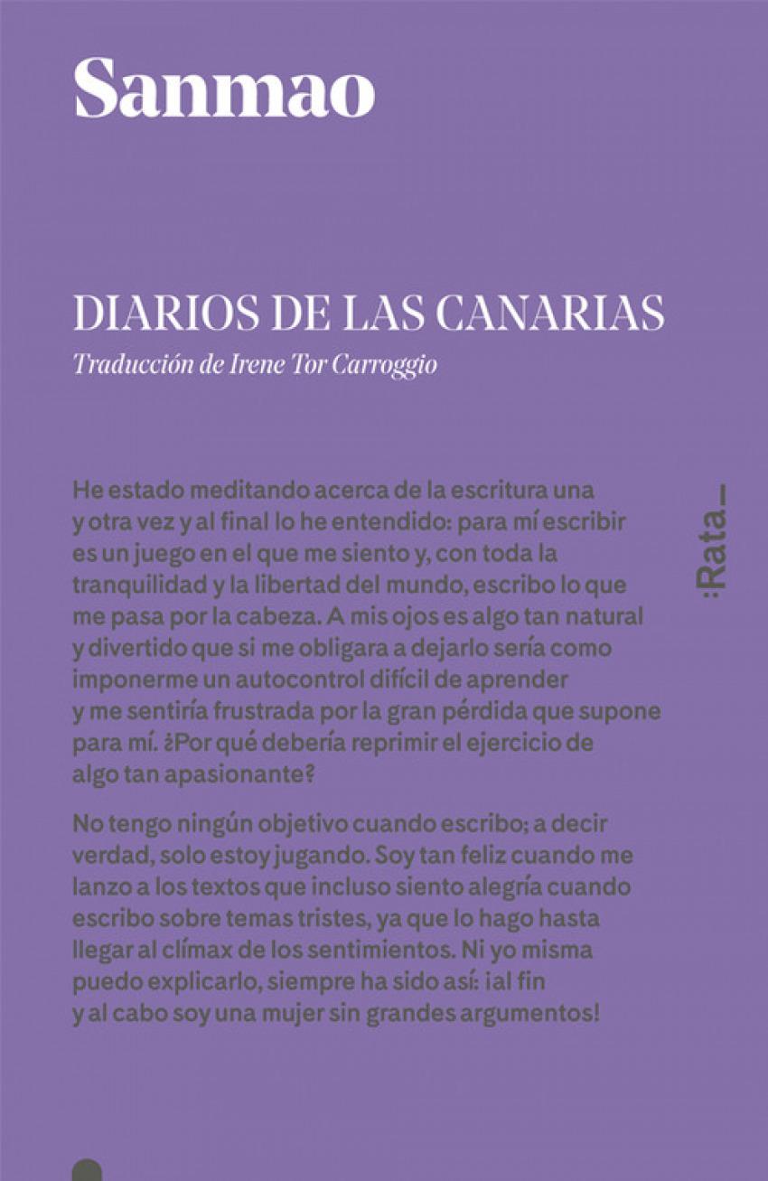 DIARIOS DE LAS CANARIAS 9788416738090
