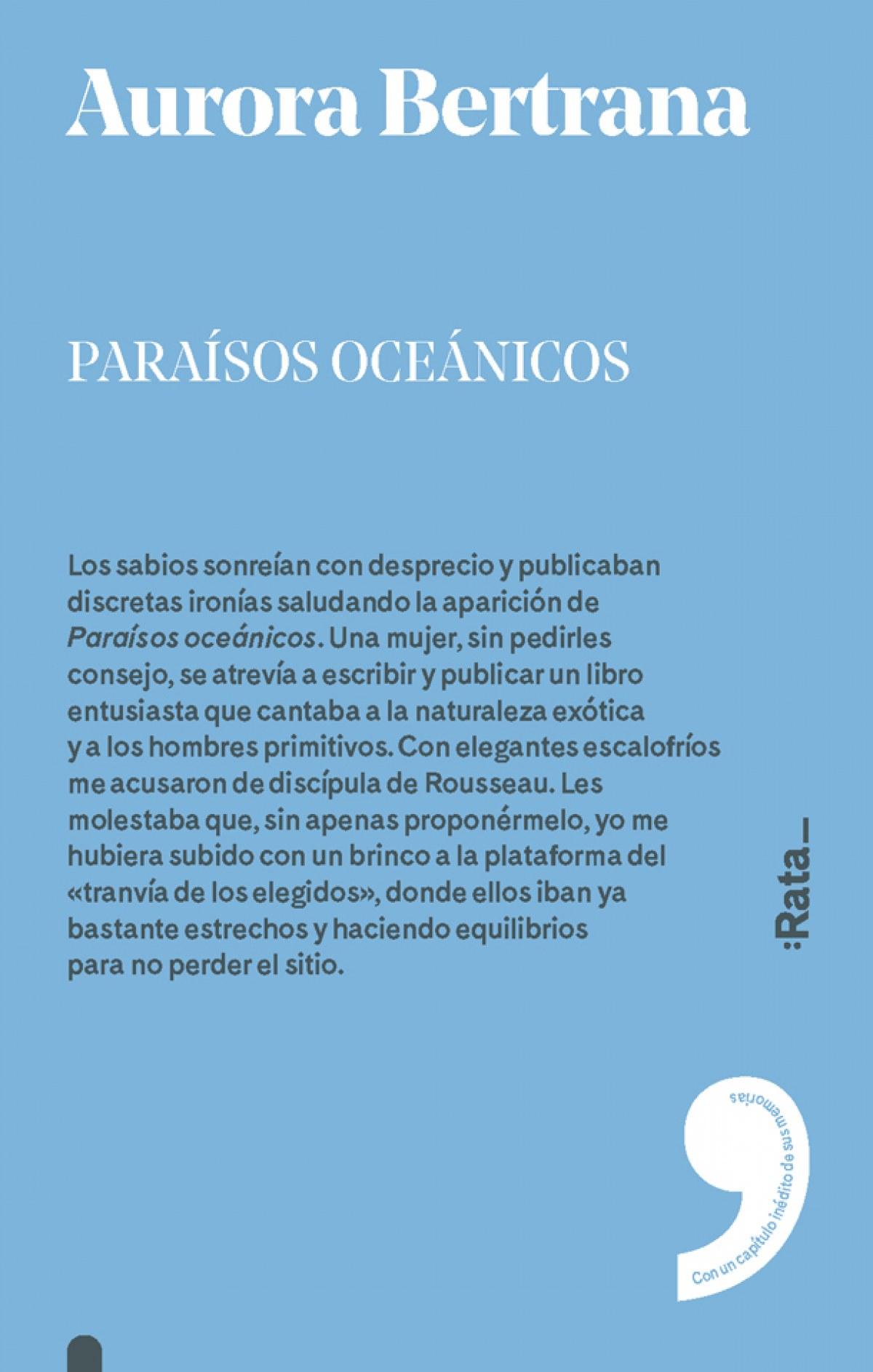 PARAISOS OCEÁNICOS 9788416738328