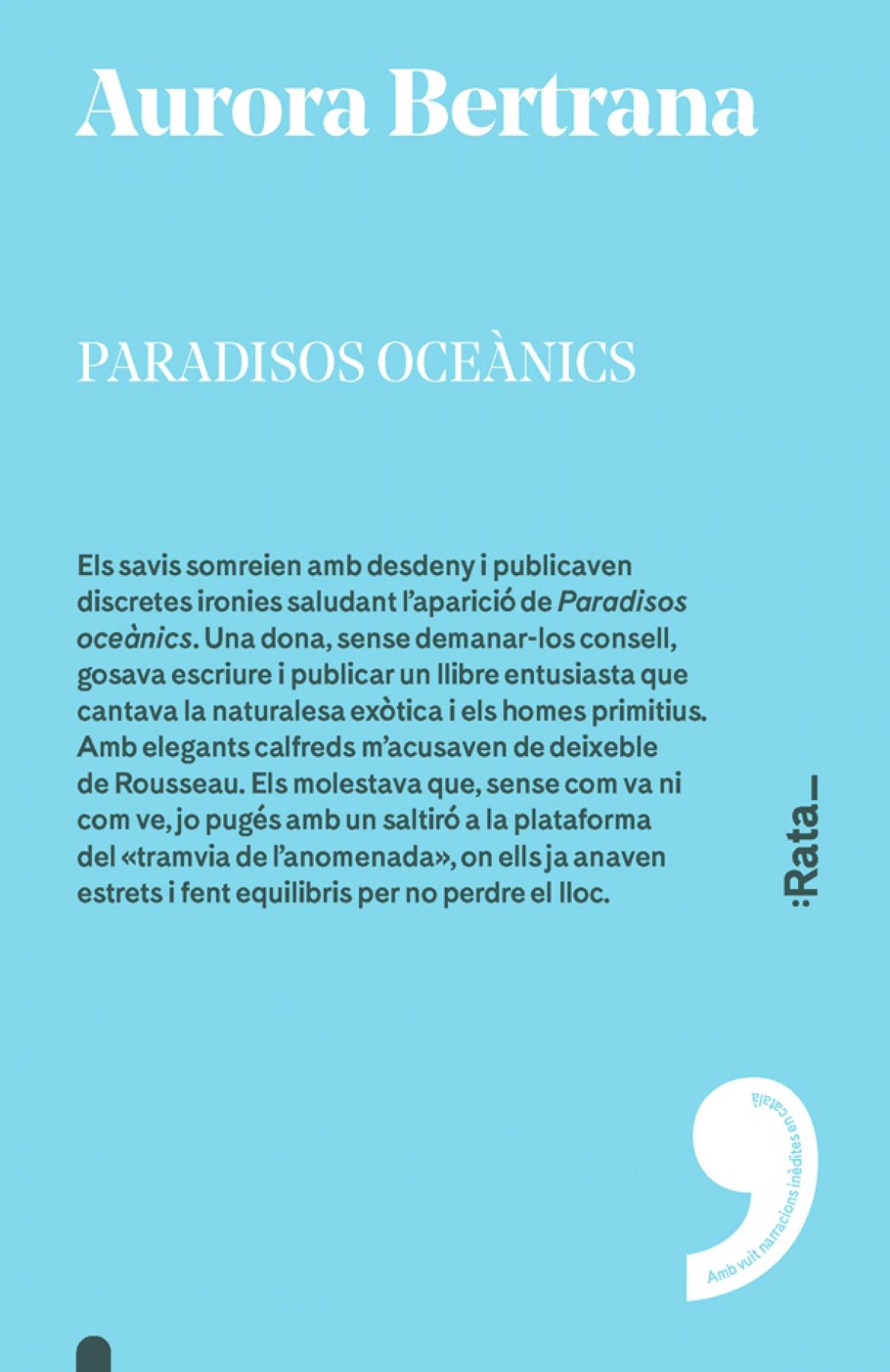 PARADISOS OCEÀNICS 9788416738335