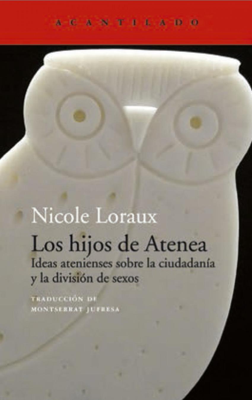 LOS HIJOS DE ATENEA 9788416748235