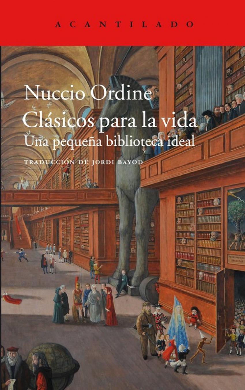 CLÁSICOS PARA LA VIDA 9788416748648